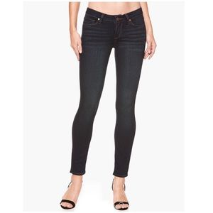 NWT PAIGE Verdugo Ankle Mid Rise Ultra Skinny jean